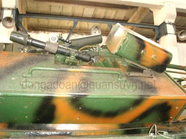 Anh hiem: Sieu tang T-54 Viet Nam dung co nong 105mm dat do trong qua khu-Hinh-3