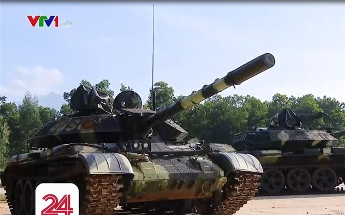 Anh hiem: Sieu tang T-54 Viet Nam dung co nong 105mm dat do trong qua khu-Hinh-7