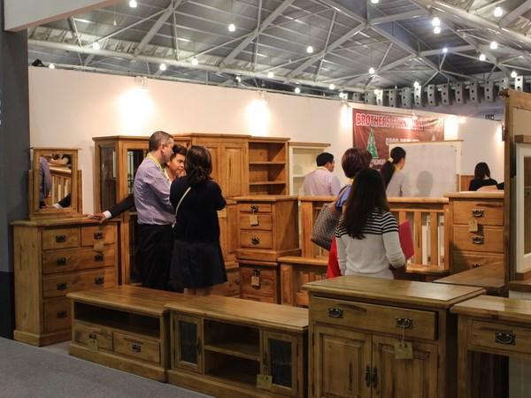 Ngành chế biến gỗ đang đứng trước cơ hội xuất khẩu rất tốt. Nguồn ảnh Internet.