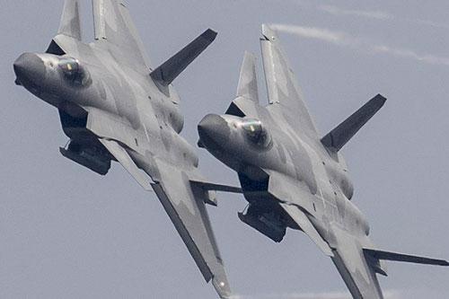 Hiện nay chương trình nghiên cứu chế tạo máy bay chiến đấu tàng hình thế hệ 5 của Trung Quốc đã đạt được nhiều thành tựu lớn, họ thậm chí còn tuyên bố mình
