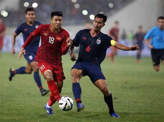 U23 Việt Nam thắng đậm U23 Thái Lan