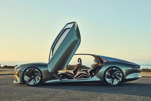 Bentley EXP 100 GT.
