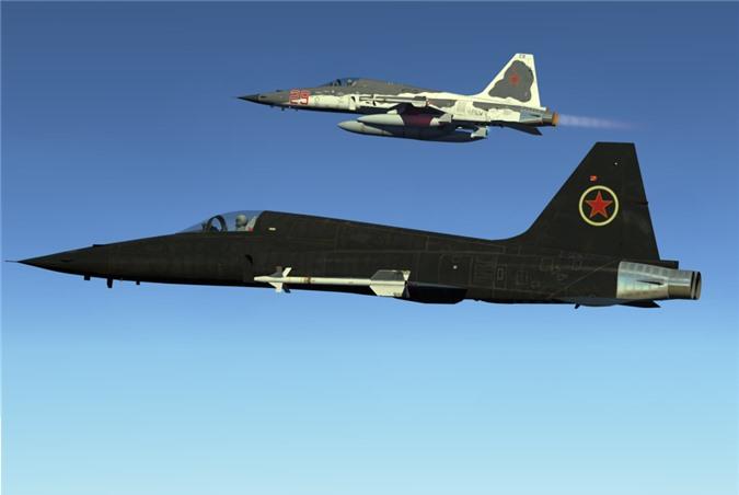 Mua lai tiem kich F-5E cu rich, My co toan tinh gi khien Nga, Trung lo ngai?-Hinh-17