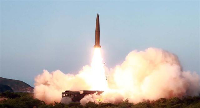 Mỹ cảnh báo các hãng hàng không nguy cơ Triều Tiên phóng tên lửa tầm xa - 1