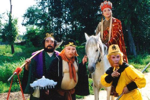 Bốn thầy trò Đường Tăng trong Tây Du Ký 1986