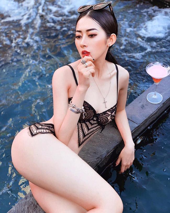 """Nguyễn Mai Sương (sinh năm 1992) là gương mặt mới toanh của """"hội gái xinh Instagram""""."""