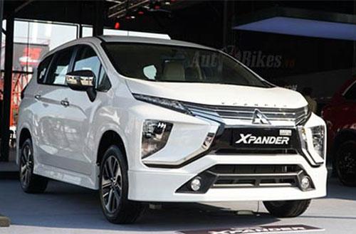 Mitsubishi Xpander 2020.