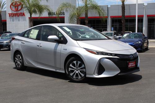 Toyota Prius 2020.