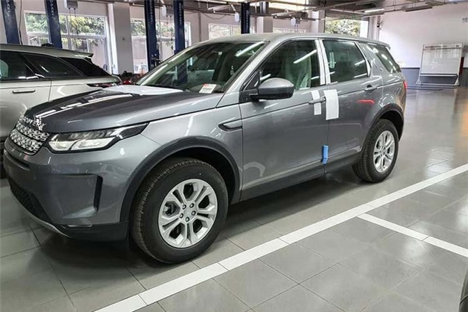 Land Rover Discovery 2020.