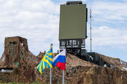 Hệ thống radar mới của Nga có khả năng phát hiện tiêm kích tàng hình. Ảnh: TASS