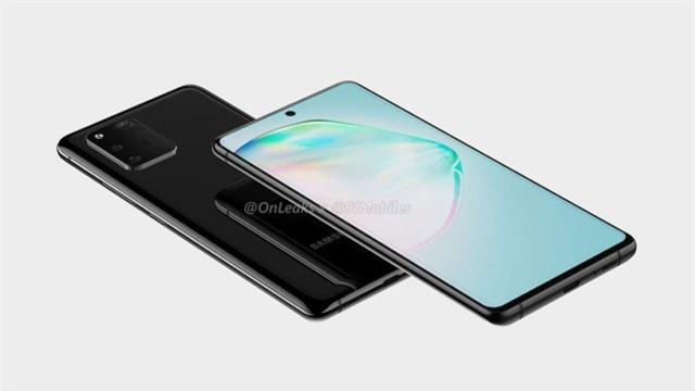 Lộ cấu hình và thiết kế hoàn chỉnh bộ đôi Galaxy S10 Lite và Note10 Lite giá rẻ - Ảnh 2.
