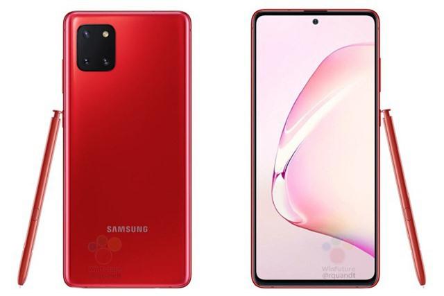 Lộ cấu hình và thiết kế hoàn chỉnh bộ đôi Galaxy S10 Lite và Note10 Lite giá rẻ - Ảnh 3.