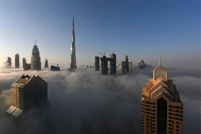 10 tòa nhà cao nhất thế giới - Ảnh 1.