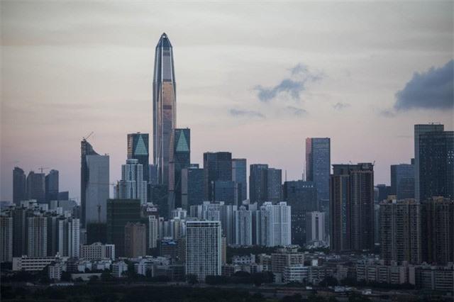 10 tòa nhà cao nhất thế giới - Ảnh 4.