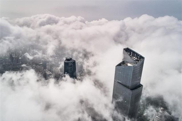 10 tòa nhà cao nhất thế giới - Ảnh 7.