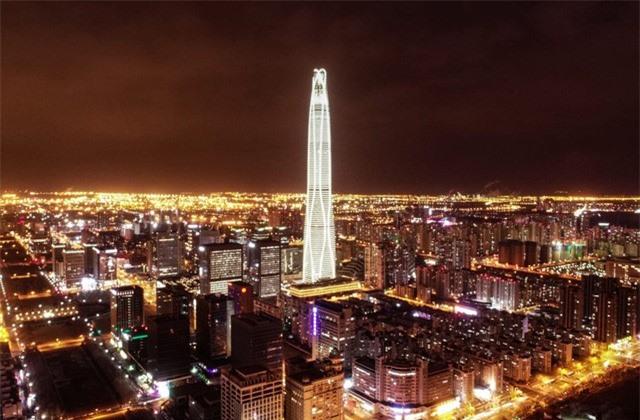 10 tòa nhà cao nhất thế giới - Ảnh 8.
