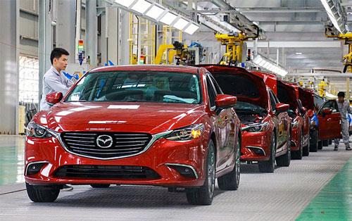 Do thuế phí cao nên sản lượng ô tô thấp, doanh số bán phân khúc xe cá nhân, bình quân chỉ đạt 150.000 chiếc/năm.