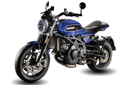 10. Moto Morini Milano 2020.