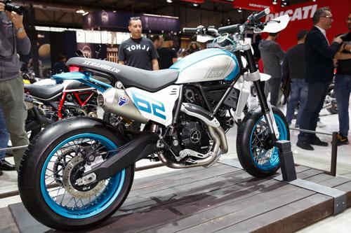 2. Ducati Scrambler Motard Concept.