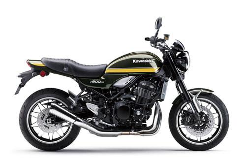 2. Kawasaki Z900RS 2020.