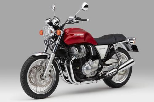 3. Honda CB1100 EX 2020.