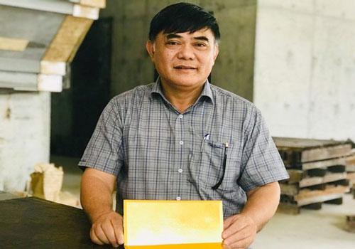 Ông Đường nổi tiếng trong việc bán bia hơi.