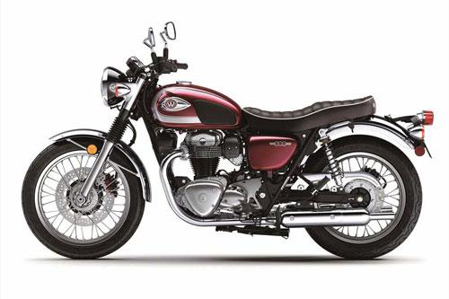 5. Kawasaki W800 2020.