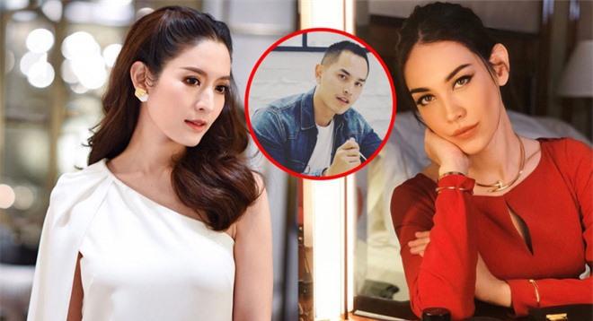 5 màn đổi người yêu chấn động showbiz Thái: Mario Maurer và tài tử Tình yêu không có lỗi chưa sốc bằng mợ chảnh - Ảnh 7.