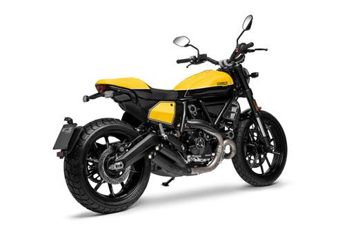 7. Ducati Scrambler Full Throttle 2020.