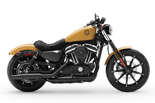 8. Harley-Davidson Iron 883 2020.