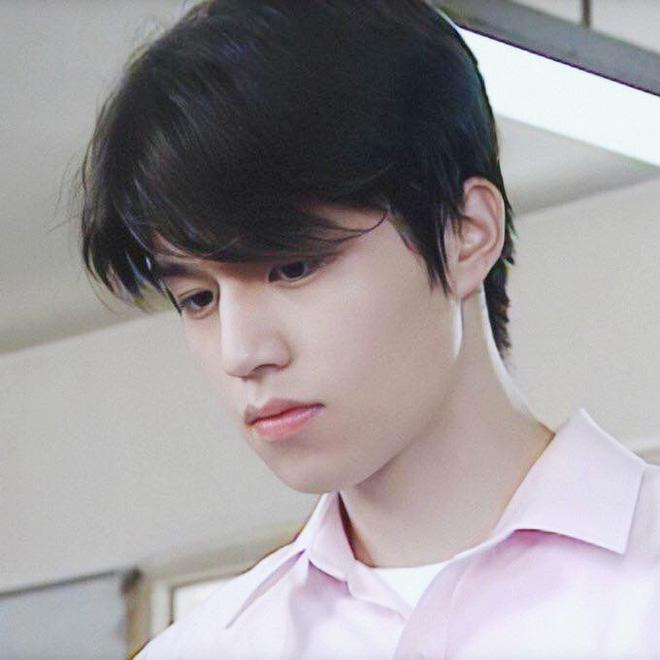 Lee Dong Wook năm 18 tuổi...