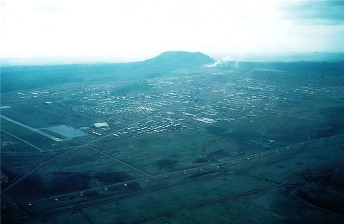 Anh khong the quen ve Pleiku truoc 1975 nhin tu may bay-Hinh-4