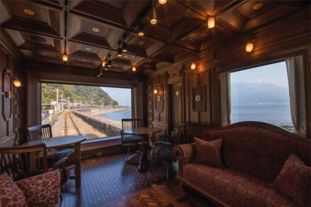 Chiêm ngưỡng đoàn tàu 7 sao xa xỉ nhất thế giới của Nhật Bản - Ảnh 10.