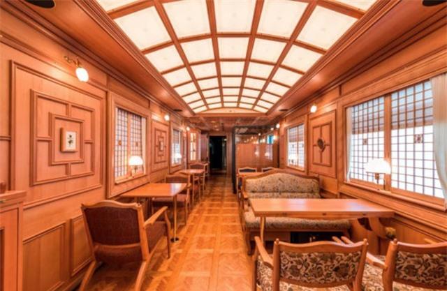 đoàn tàu 7 sao của Nhật Bản
