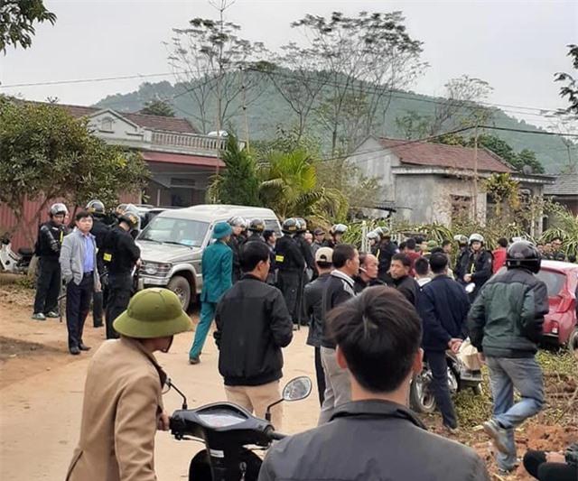 Đã bắt được nghi can chém 5 người tử vong ở Thái Nguyên - 2