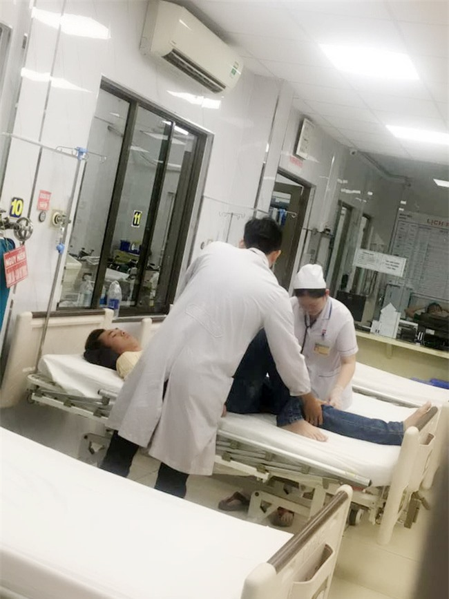 Hồ Việt Trung gặp sự cố té xuống sông, nhập viện cấp cứu vì nhiễm trùng đường ruột  - Ảnh 4.