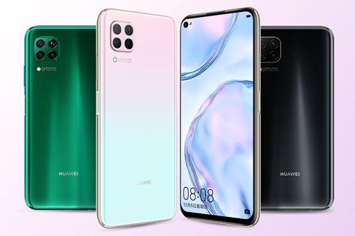 Huawei Nova 6 SE có 3 màu đen, trắng và xanh lá. Giá bán của máy ở Trung Quốc là 2.199 Nhân dân tệ (tương đương 7,27 triệu đồng).