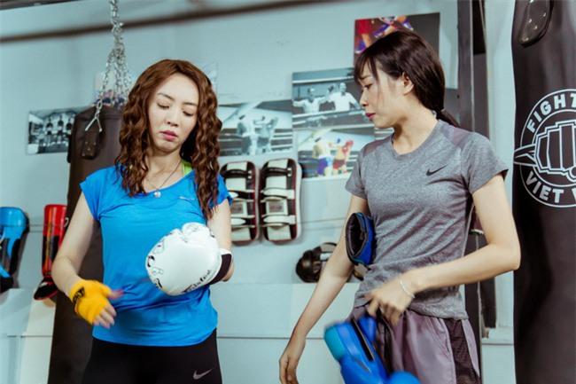 Lỡ lên giường với trai lạ, Tam Triều Dâng bị Thu Trang mắng té tát - Ảnh 3.