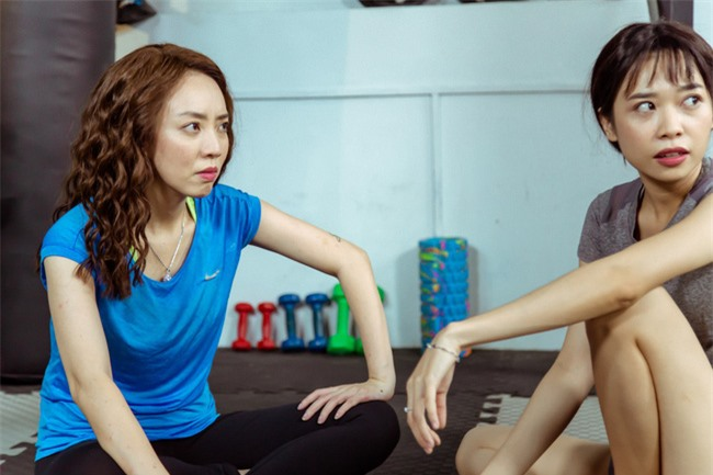 Lỡ lên giường với trai lạ, Tam Triều Dâng bị Thu Trang mắng té tát - Ảnh 6.
