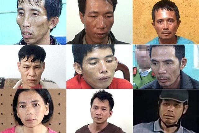 Vụ nữ sinh giao gà bị sát hại: 9 nghi phạm trong vụ án hầu tòa - 5