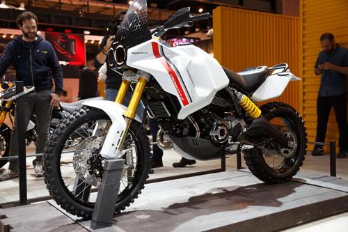 Ducati Scrambler DesertX Concept.