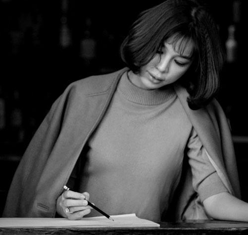 Nhà văn Linh Lê.