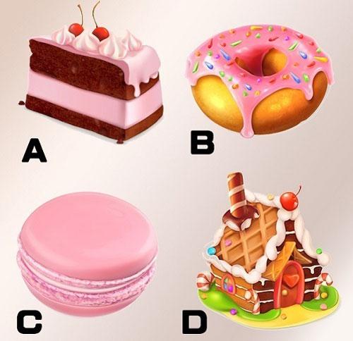 Bạn chọn món bánh ngọt nào?