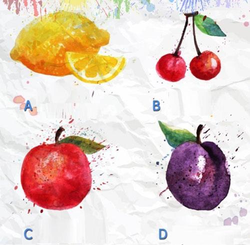 Bạn chọn loại quả nào?