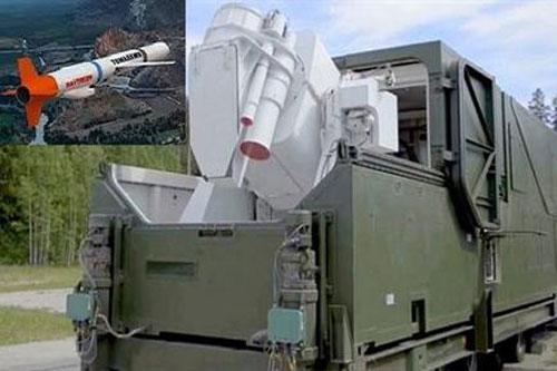 Hệ thống vũ khí laserPeresvet.