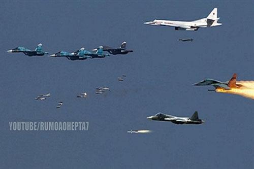 Không quân Nga chỉ có thể chiến thắng Mỹ-NATO trong cuộc chiến tranh cục bộ