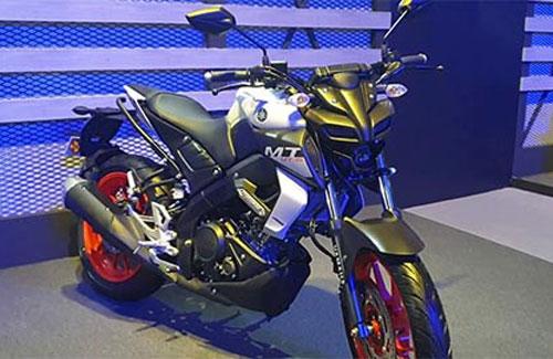 Yamaha MT-15 BS6.