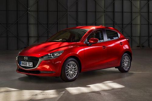 6. Mazda 2.