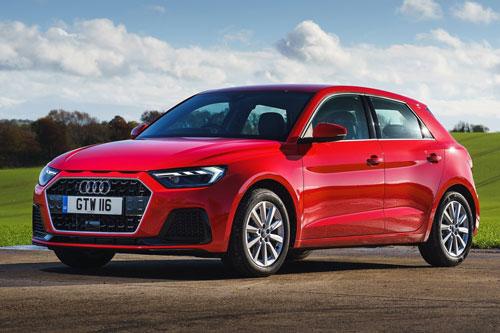 8. Audi A1.