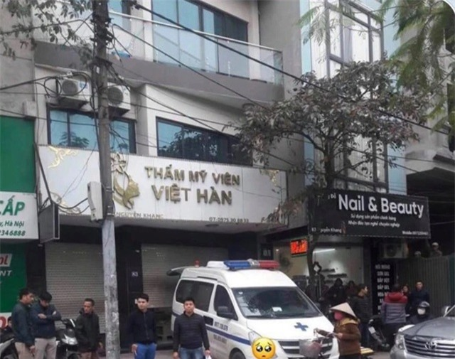 Hà Nội: Nam trung niên tử vong khi hút mỡ bụng tại thẩm mỹ viện - 1